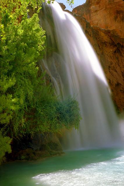 Havasu Falls. 01.