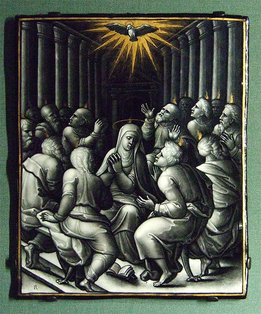 Saint Louis Art Museum, in Saint Louis, Missouri - Pentecost.jpg