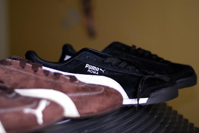 zapatillas marca puma