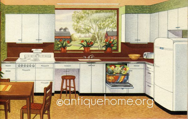 1947 Farm Kitchen