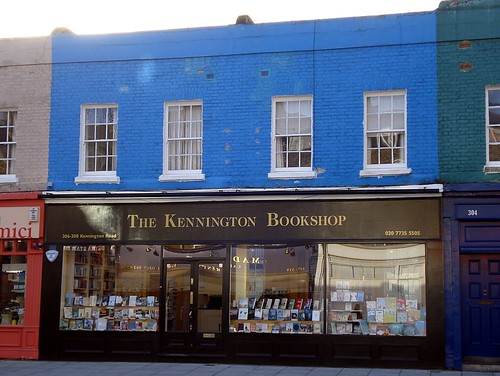 Kennington Bookshop, London SE11