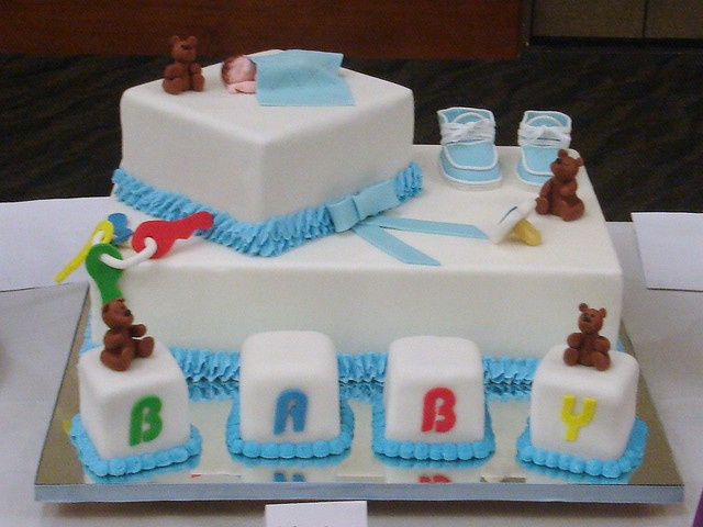 Baby Shower Cakes Phoenix ~ Baby shower cakes in az