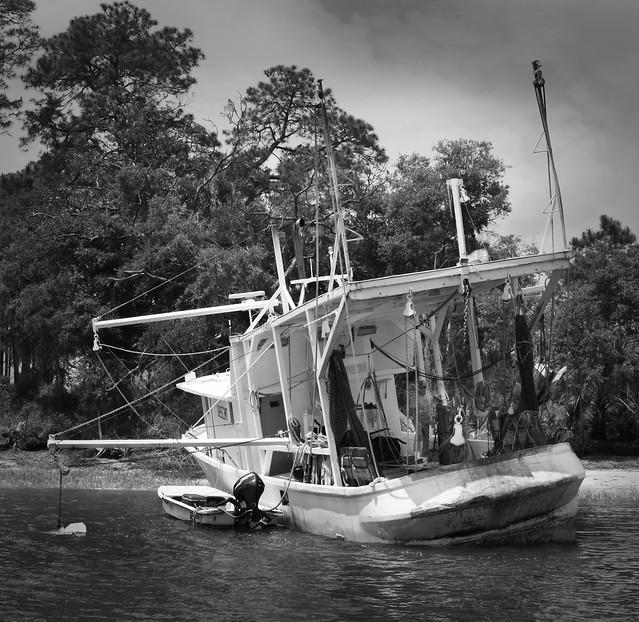 Fishing boat savannah ga flickr photo sharing for Fishing charters savannah ga