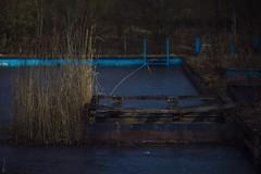 Abandoned Public Swimming Pool °003