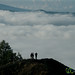 Hiking Above the Clouds - Mt. Batur, Bali