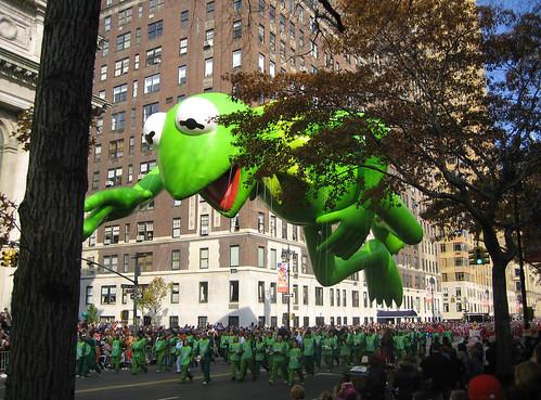 Thanksgiving Macys Parade New York