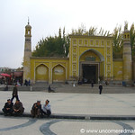 Id Kah Mosque - Kashgar, China