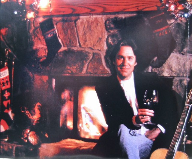photo is from his the first christmas morning cd - Dan Fogelberg Christmas Song