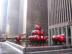 christmas in new york city..