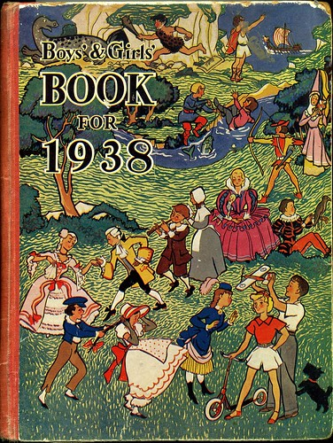 Boys' & Girls' Book for 1938