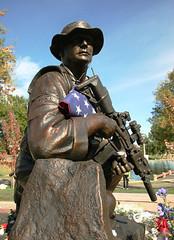 Veterans Memorial - Memorial Park