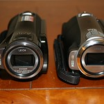 Panasonic HDC-SD5 and HDC-SD9