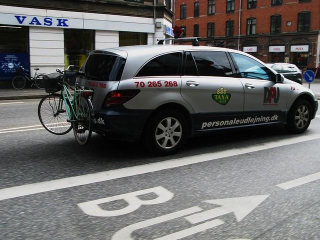 Bike Culture Taxis