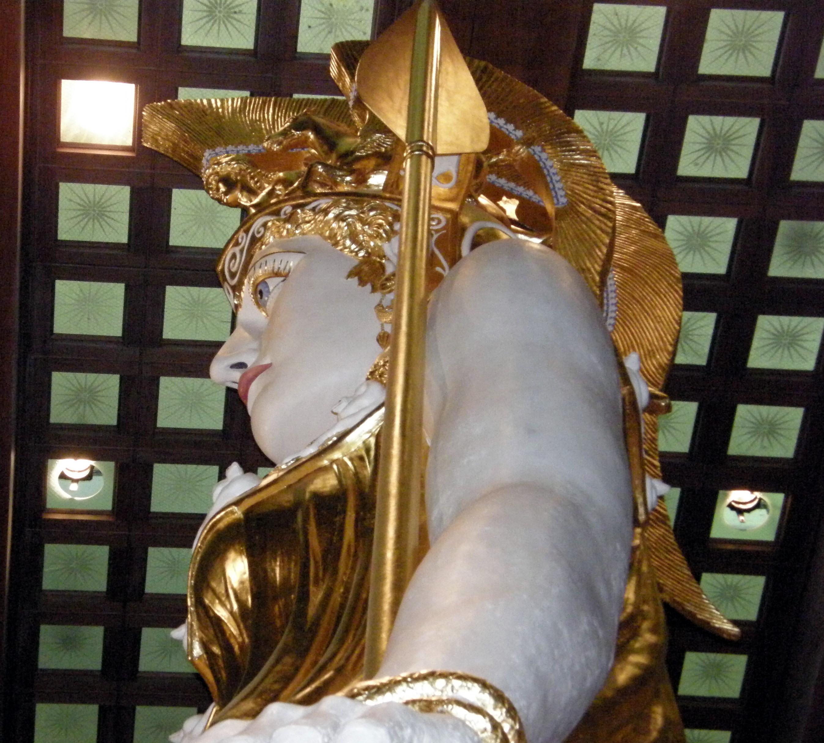Athenas Helmet Athena s helmet is the centralHow To Make Athenas Helmet