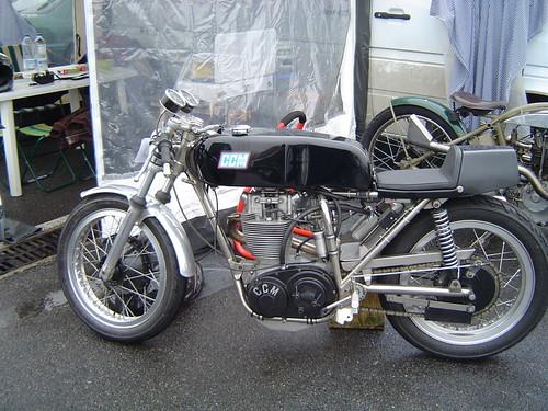 BSA B50