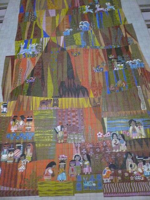 2503861513 2e5b2300a6 for Contemporary resort mural