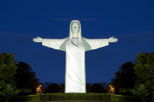 Christ Of The Ozarks I Flickr Photo Sharing