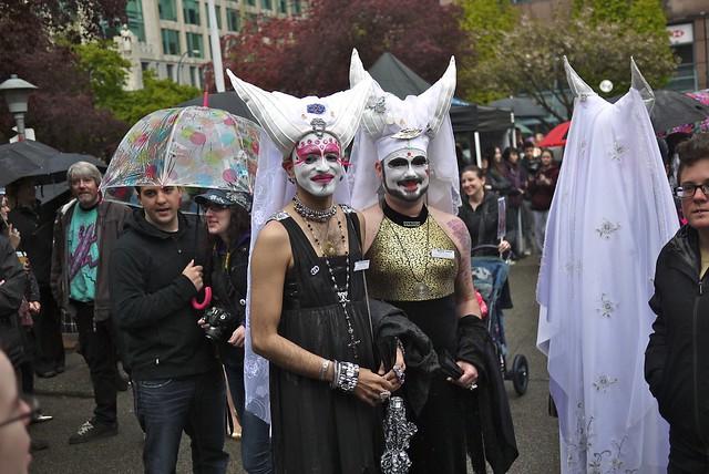SlutWalk | Vancouver Art Gallery