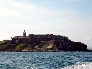 El Morro Fort - San Juan, Puerto Rico