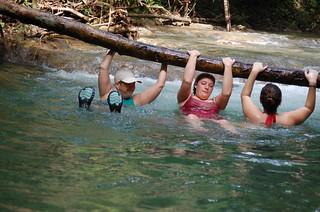 River Walk Cool Down