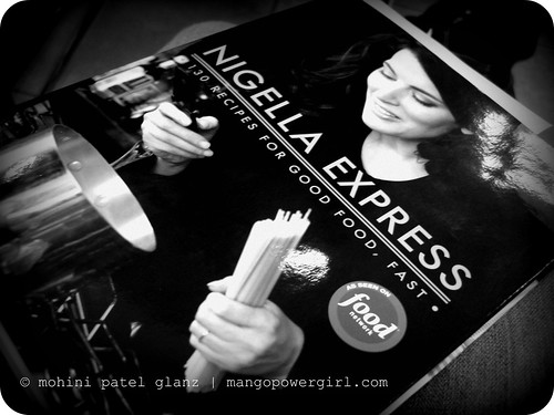 nigella express book tour