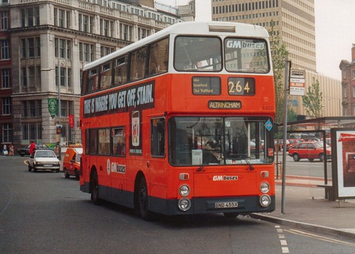 GM Buses South 4455 (SND 455X)