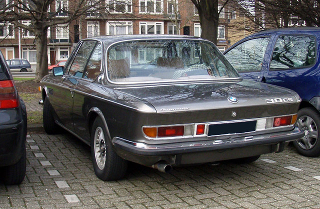 Bmw 3 0 Cs 1971 1975 Flickr Photo Sharing