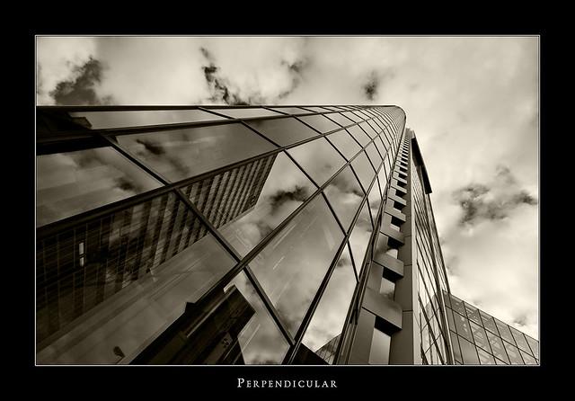 Perpendicular V