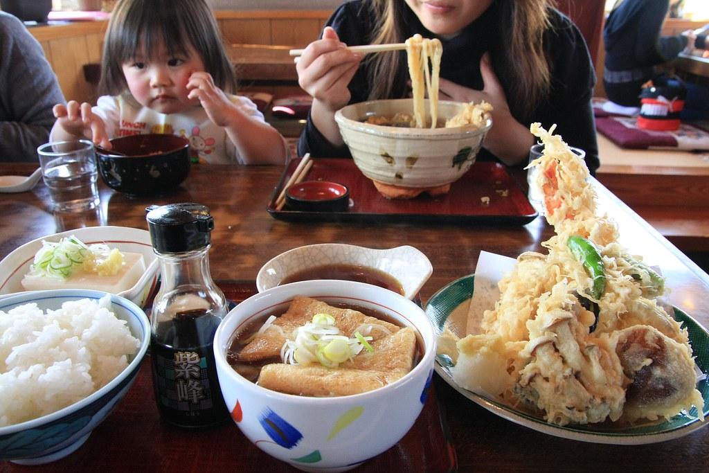 tempura teishoku