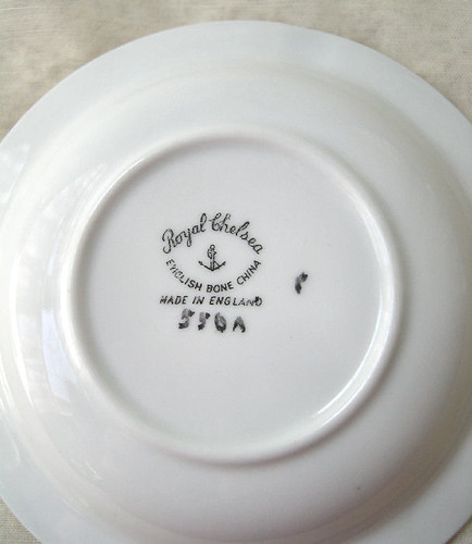 China should only be stamped Made in England if it has actually been made in England, though there seem to be some exceptions to the rule.