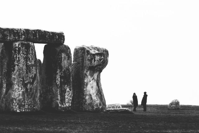 Stonehenge - Amesbury - England