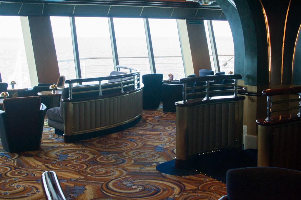 Ruby Princess Restaurants and Bars