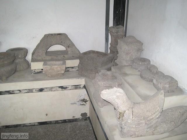 安昌古镇 石雕馆 (3)