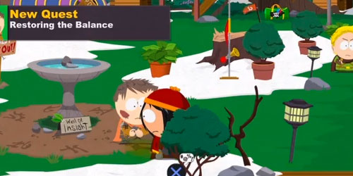 South Park: The Stick of Truth - Restoring the Balance
