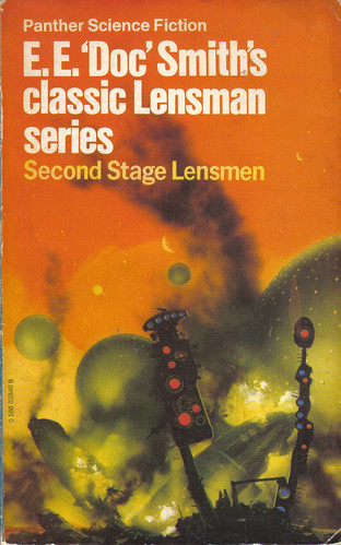"Second Stage Lensmen by E. E. ""Doc"" Smith (1953)"