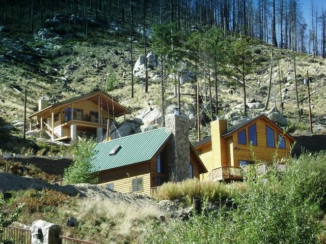 Cabins Homes Of Mt Lemmon Az 36 Flickr Photo Sharing