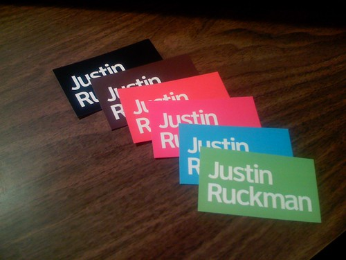 business card logos