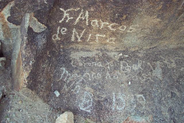 Marcos Inscription