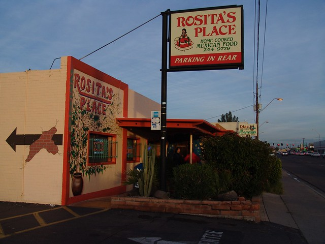 Rosita S Mexican Restaurant Llano