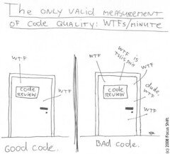wtf - code quality measurement