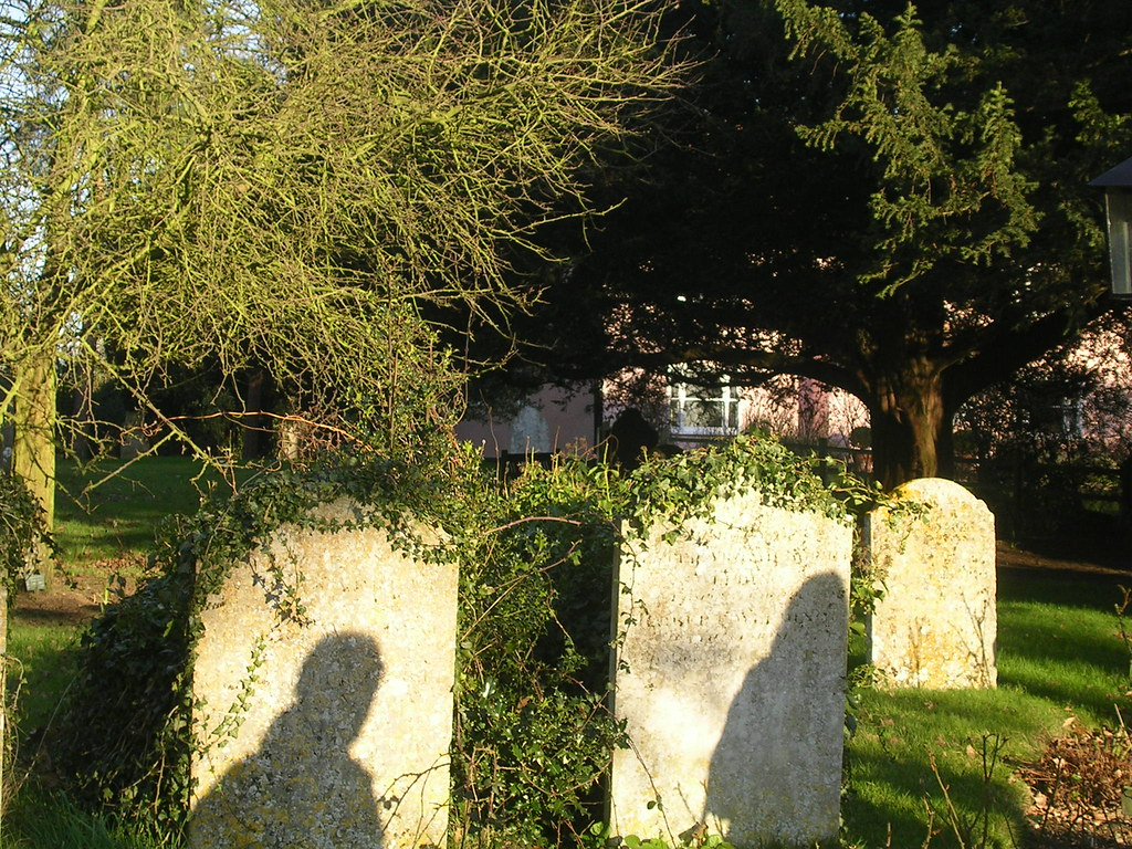 All Saints Churchyard - Freeling kelvedon circular via Coggeshall