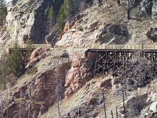 canada okanagan railway canyon kettle trail valley trans myra trestles