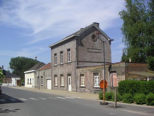 Gare de Flobecq