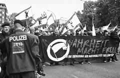 kein ort für nazis...
