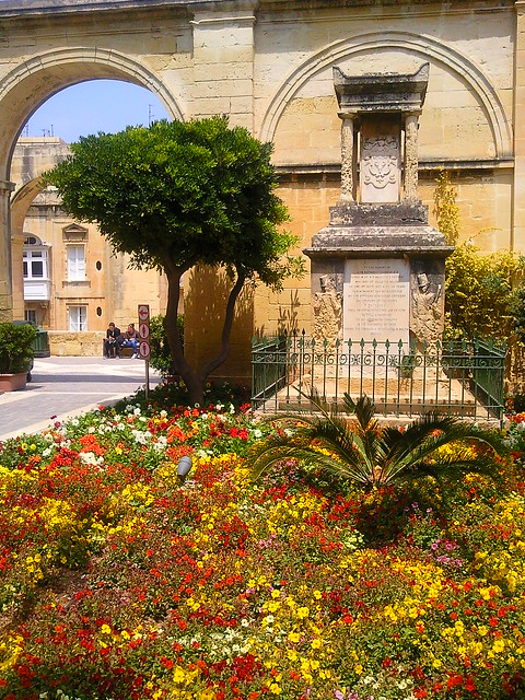 Upper Barrakka Gardens Valletta Malta If You Use Our