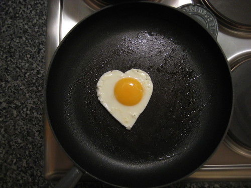 Hearty egg