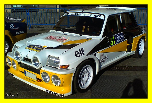 renault 5 maxi turbo flickr photo sharing. Black Bedroom Furniture Sets. Home Design Ideas