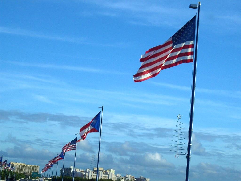 Banderas Puerto Rico Nicki8675309 Flickr