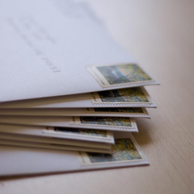 como os correios funcionam nos EUA