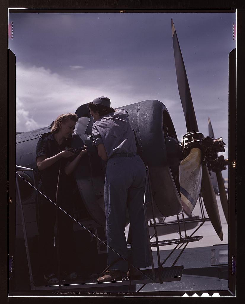 Decada de 1930/1940 en fotos a color [Gran Depresión-WW2]